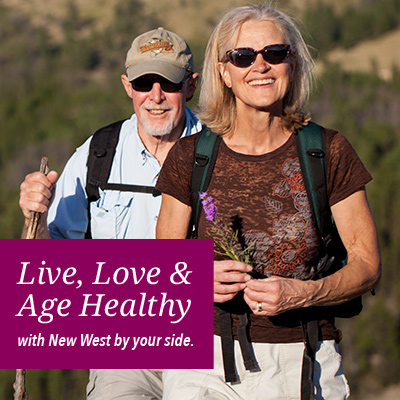 New West Medicare Brand Campaign by The Wendt Agency