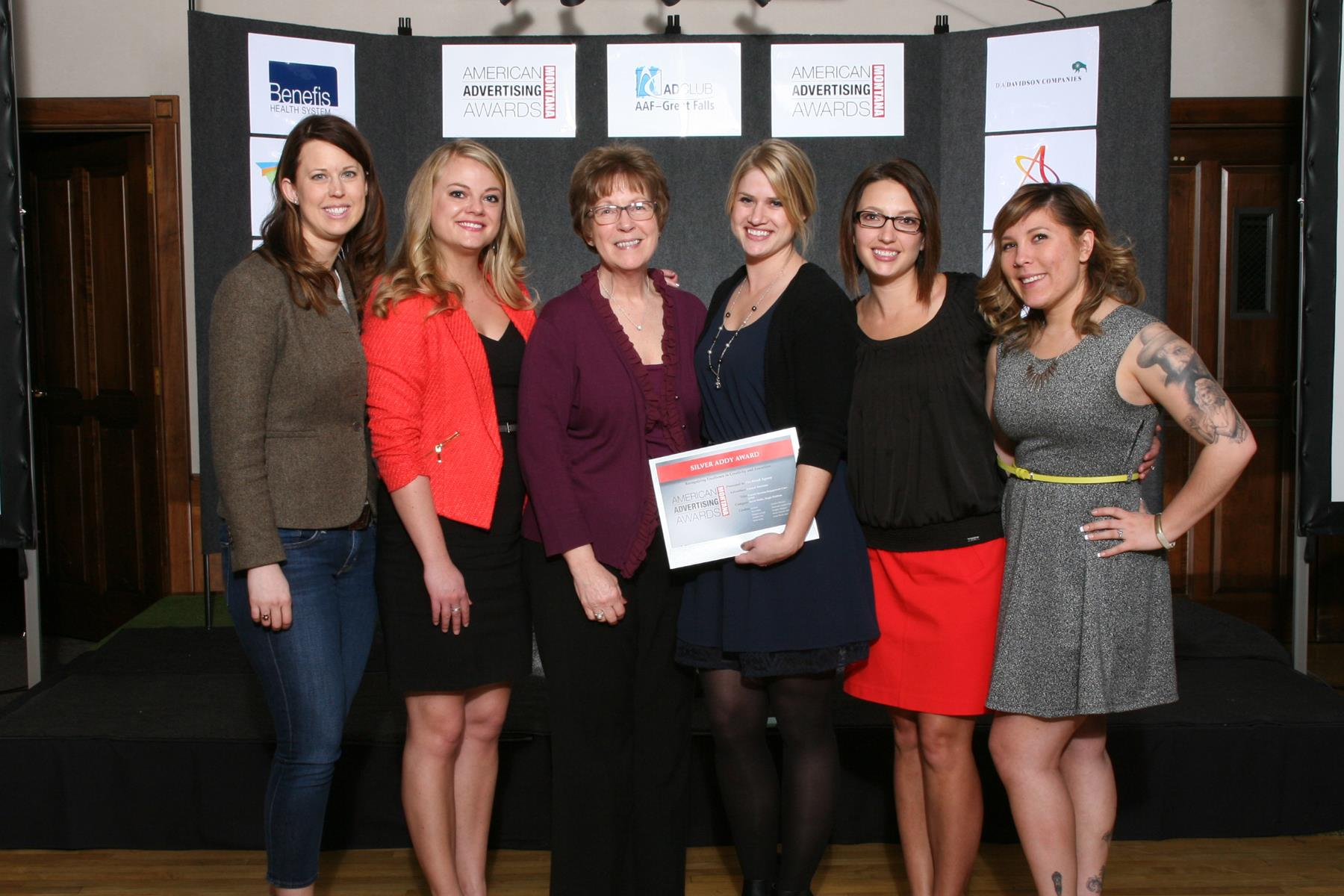 The Wendt Agency at the ADDY Awards