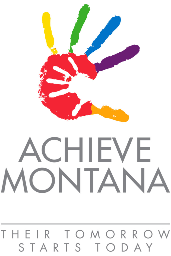 Achieve Montana Logo by The Wendt Agency
