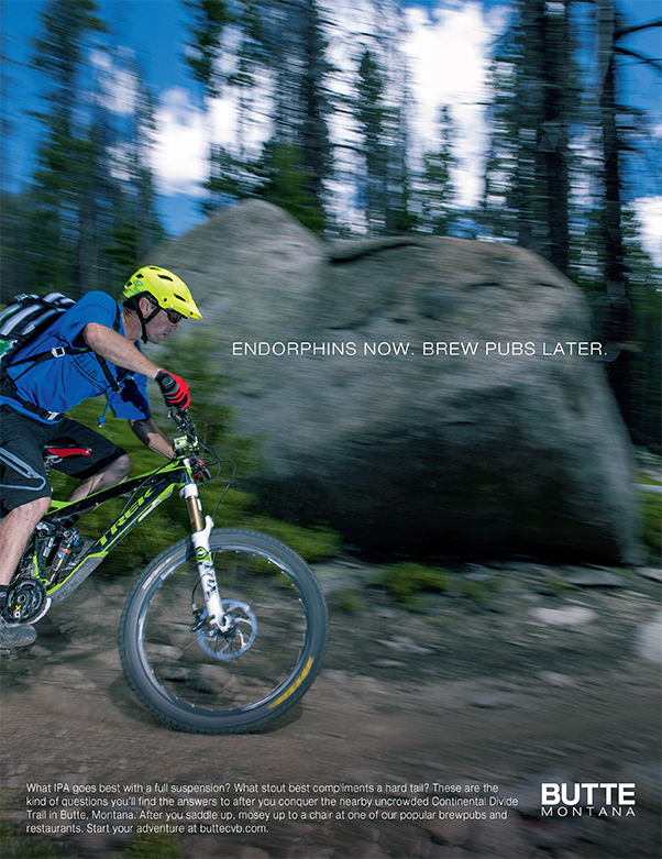 Visit Butte Montana by Wendt Agency