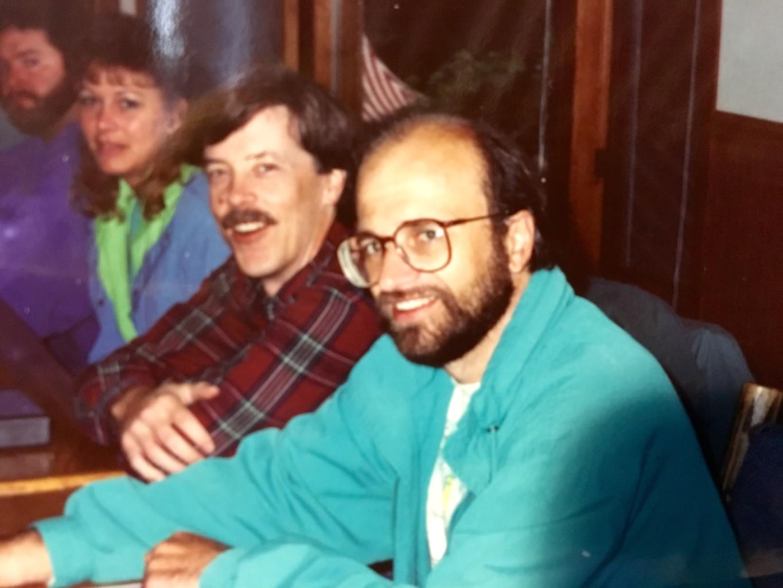 Young Joe Stein: Wendt's Creative Director