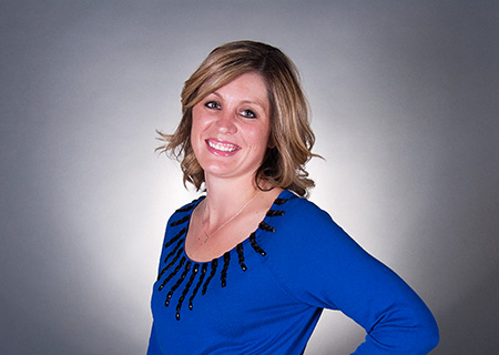 Jennifer Fritz has been promoted to Client Services Manager
