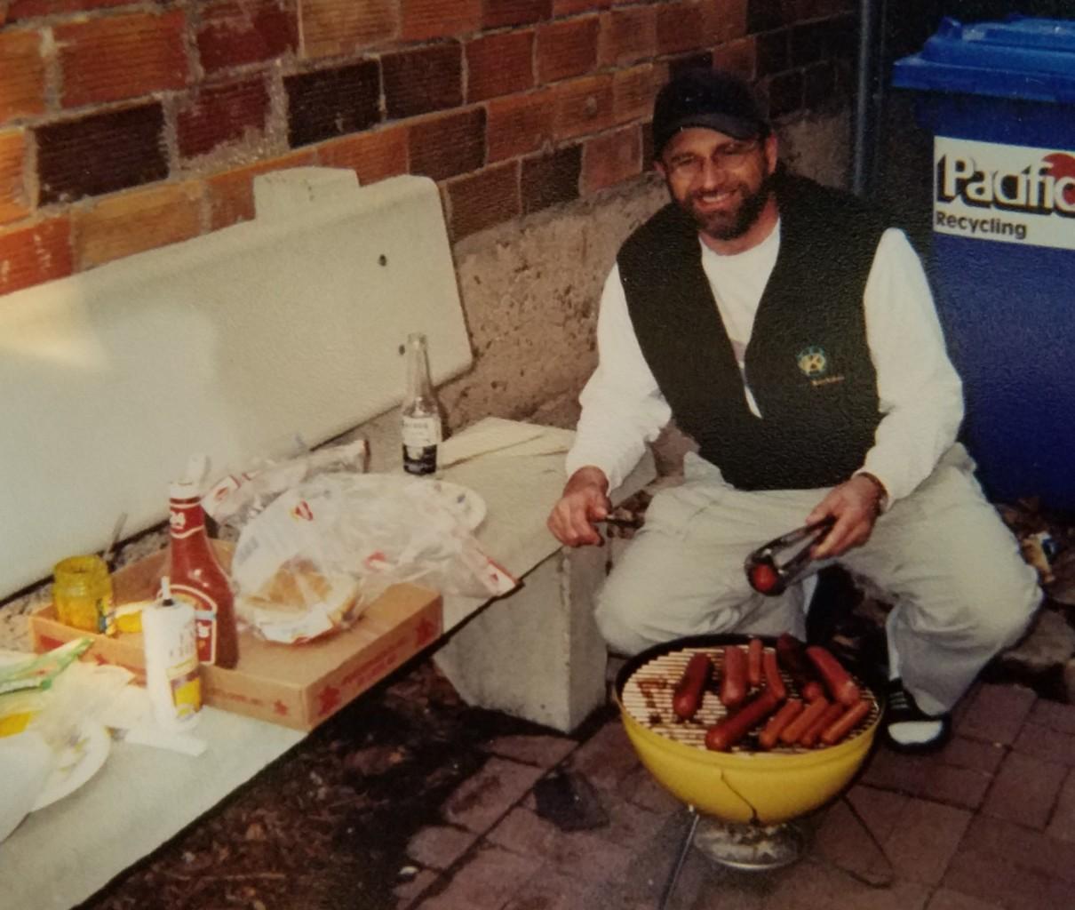 Joe grillmaster