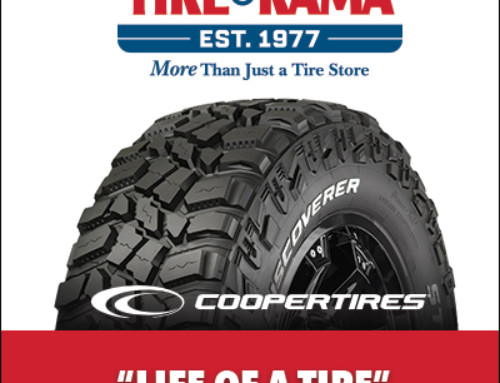 "Tire-Rama – Cooper ""Life of a Tire"""