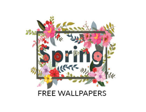 Spring has arrived: Free Wallpapers