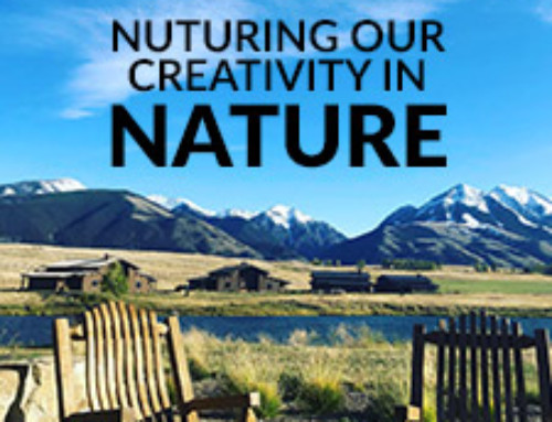 Nurturing our Creativity in Nature – Wendt Retreat