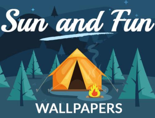 Sun and Fun: Free Wallpapers