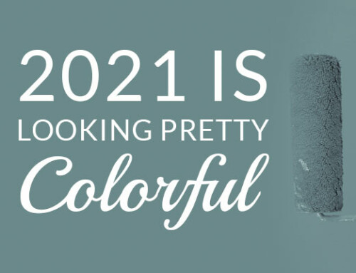 Aegean Teal: Color of 2021