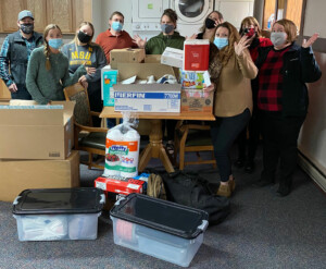 The Wendt Agency's donations to the Youth Resource Center
