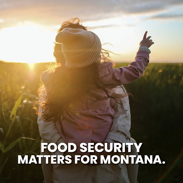 Food security matters for Montana