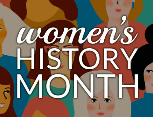 Celebrating National Women's History Month With One of Our Own!